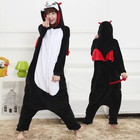 Little Devil Onesie for Women & Men Costume Onesies Pajamas Halloween Outfit