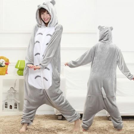 Totoro Onesie for Women & Men Costume Onesies Pajamas Halloween Outfit