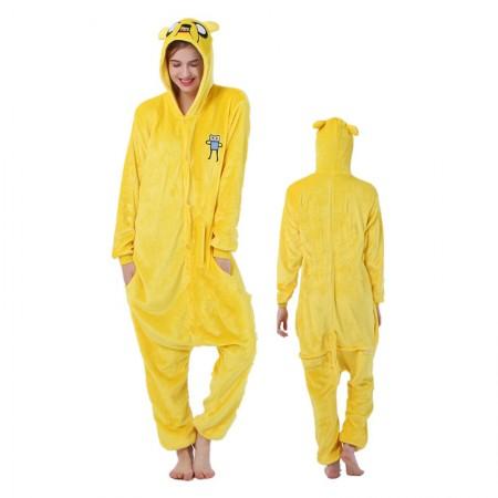 Women & Men Jack Dog Onesie Costume Onesies Pajamas for Halloween