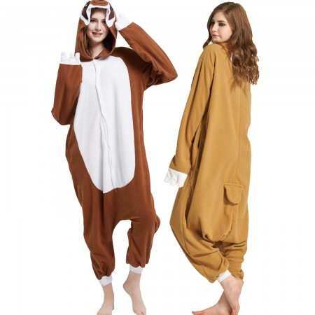 Sloth Onesie Costumes For Women & Men