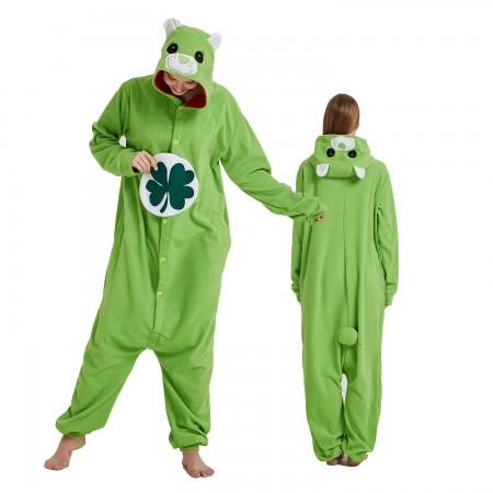 Care Bear Onesie Costume Pajama for Adult Women & Men Halloween Costumes