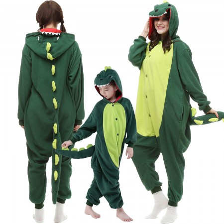 Dinosaur Onesie Costume  Animal Onesies for Adults & Kids